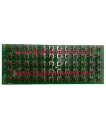 12x5 Keypad keys Scale Marques BMques