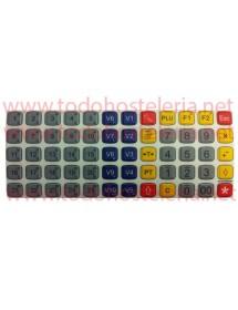BM1 Keypad Flat Cover Scale Marques