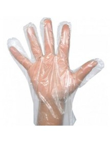 Disposable Plastic Glove (100 u)
