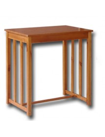 High wooden table REF. 2414