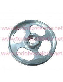 Stainless steel upper pulley Saw HLS