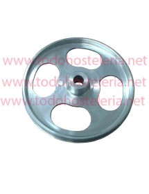 Stainless Steel Pulley cutting saw lower HLS
