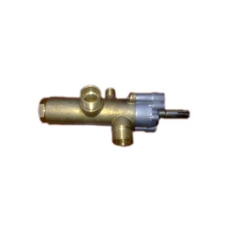 Grifo de gas para planchas JS-600