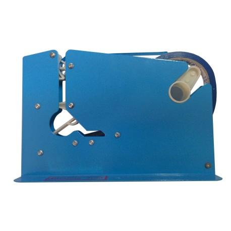 Tape Dispenser closes bags