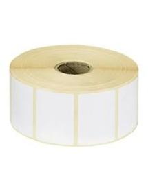 Etiqueta Térmica 57x76 Blanco Mate 4 rollos 13100 Etiquetas