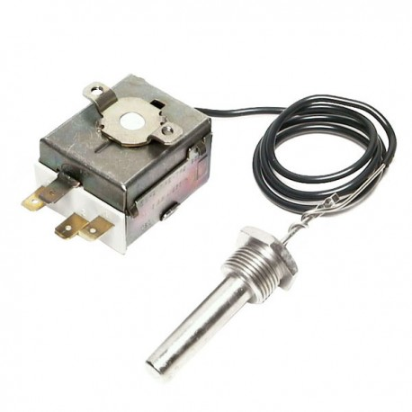Dishwasher tank thermostat 50 degrees with 16mm Bulb