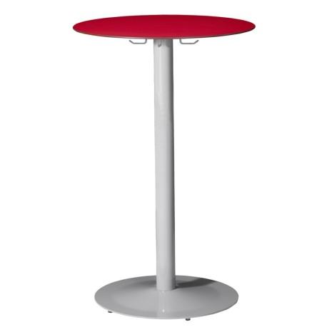 Cadre haut en acier table ronde 60 cm et 70 cm chef for Table 70 cm de large