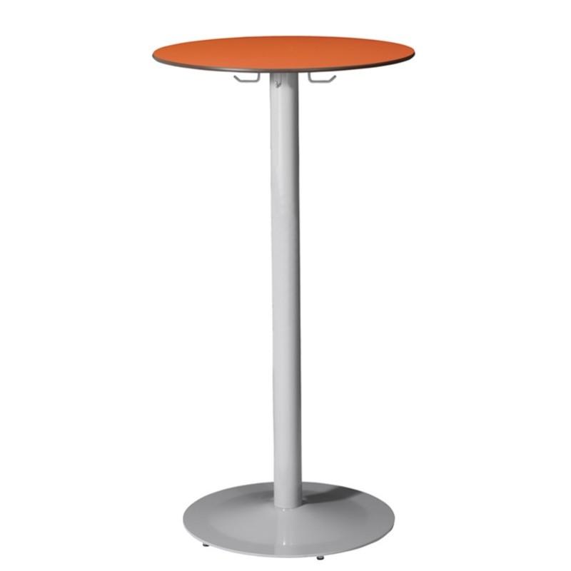 cadre haut en acier table ronde 60 cm et 70 cm chef global machines et mat riel de. Black Bedroom Furniture Sets. Home Design Ideas