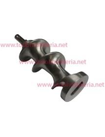 Sinfin completo Picadora TM12 inox