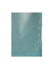Embossed and transparent vacuum bags