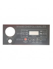 Carátula Envasadora Vacío HV-900 HVC-1100
