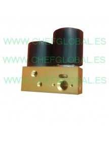 Electroválvula doble 1506 Envasadora Vacío HVC-510T/2A