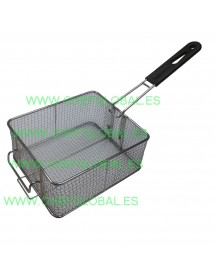 Electric Fryer Basket with Handle 210x200x100 mm EF-101B, EF-102B