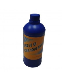 Vacuum oil container packer 500 ml ISO 32 Pump 220V