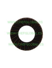 Corona exterior quemador cocinas SRB de 10 cm y 12 cm