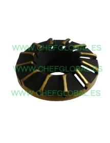 Corona quemador cocinas SRB 45mm