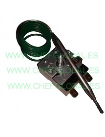 Thermostat EGO 55.13018.150 90º green probe