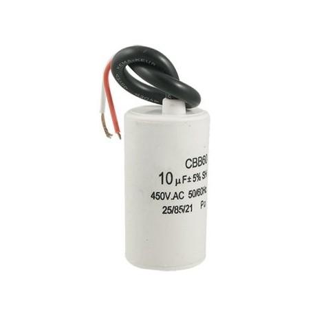 Condensador 10 MF