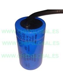 Condensador de arranque 200 µF 250V CD60