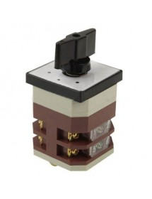 Rotating switch 15A 500V RUIWU LW12-16 GB14048 4 Switching Positions
