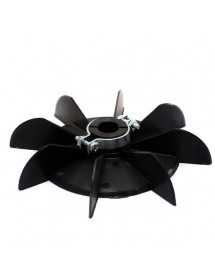Fan Motor 13-16mm Hole diameter 148mm