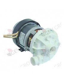 pump inlet ø 45mm outlet ø 40mm type 2265.1921 230V 50Hz 1 phase 0,55kW 0,75HP L 250mm Adler Crystal-Line