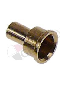 Pilot burner nozzle POLIDORO code 22 bore ø 0,22mm Qty 1 pcs