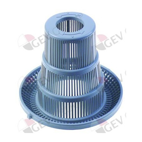 Round filters ø 143mm H 125mm hole ø 35mm Fagor
