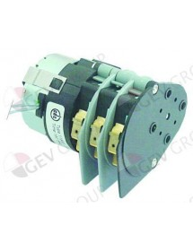 Timer operation time chambers 3 engines 1 230V motor type UDS40NE1RK BIGATTI manuf. no. 13190M