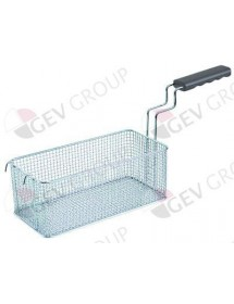 fryer basket L1 310mm W1 145mm H1 120mm chrome-plated steel Giorik, Offcar