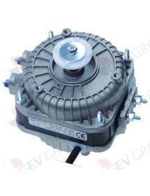 motor de ventilador 10W 230V 50-60Hz L1 44mm L2 54mm L3 85mm An 84mm longitud del cable 500mm potencia 10 W