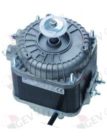 fan motor 34W 230V 50-60Hz L2 90mm L3 121mm W 84mm cable length 500mm 1300rpm