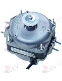 fan motor ELCO VNT10-20/028 10W 230V 50/60Hz bearing sliding bearing L1 49mm L2 59mm L3 86,5mm