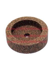 Piedra de afilar 45X13X6mm grano grueso Cortadora Fia Boston Berkel