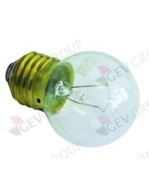 bombilla incandescente T máx 300°C E27 25W 230V para lámpara de horno