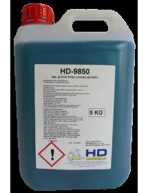 Jabón Líquido lavadora HD-9850 (5 Kg)