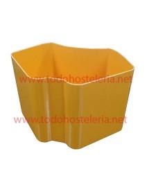 Cubeta cortezas color Naranja Zumex VER/ESS PRO Zumex 100, Essential, Versatile y Speed