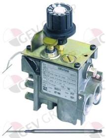"""termostato de gas tipo serie 630 Eurosit T máx 340°C 100-340°C entrada gas 3/8"""""""