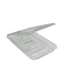 Sliced PET Tray (Pack 50 Units)