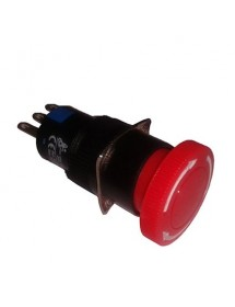 Emergency switch 16mm SDL16-11ZS