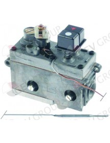 gas thermostat without cap, button and angle SIT type MINISIT 710 100-340°C gas inlet 1/2""
