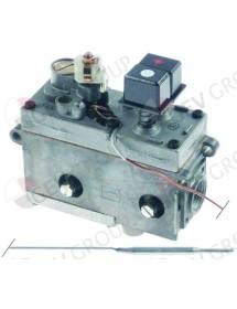 "termostato de gas sin tapa, botón ni codo SIT tipo MINISIT 710 100-340°C entrada gas 1/2"""