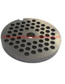 Placa Acero de 12 agujero de 5mm