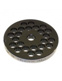 Stainless plate 22 hole 10mm