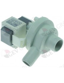 drain pump inlet ø 30mm outlet ø 24mm 230V 30W 50Hz HANNING type DPS25 Comenda fabar