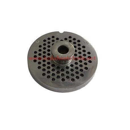 Placa Inoxidable de 12 agujero de 3,5mm con pivote