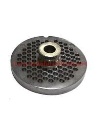 Placa Inoxidable de 12 agujero de 4mm con pivote