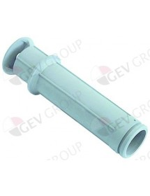overflow pipe ø 40mm L 180mm plastic Fagor