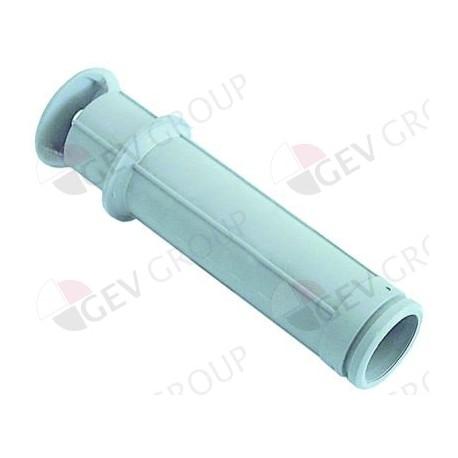 overflow pipe ø 40mm L 180mm plastic Fagor
