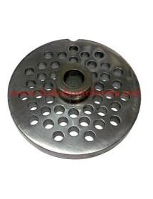Placa Inoxidable de 22 agujero de 6mm con pivote